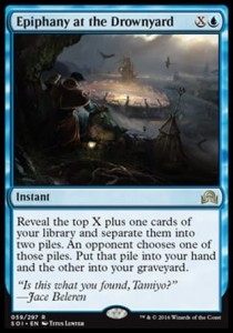 Epiphany at the Drownyard (Shadows over Innistrad)