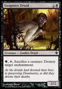 Quagmire Druid (Commander 2013)