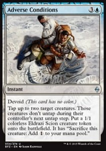 Adverse Conditions (Battle for Zendikar)