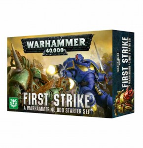First Strike - WH 40k Starter
