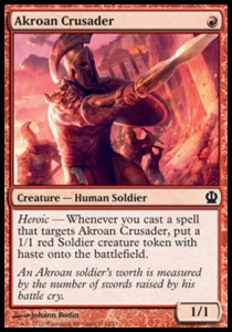 Akroan Crusader (Theros)