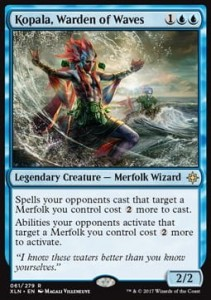Kopala, Warden of Waves (Ixalan)