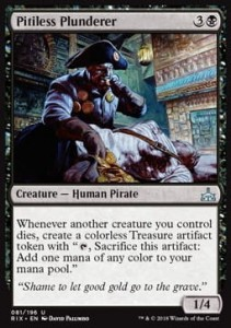 Pitiless Plunderer (Rivals of Ixalan)