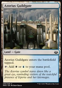 Azorius Guildgate (Modern Masters 2017)