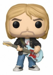 Funko POP Kurt Cobain (Love & Loud)  - Exclusive