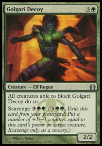 Golgari Decoy (Return to Ravnica)