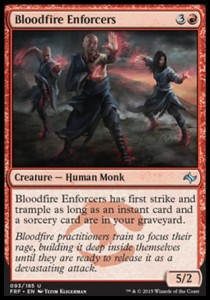 Bloodfire Enforcers (Fate Reforged)