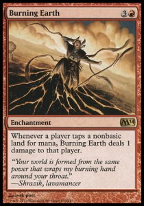 Burning Earth (M14)