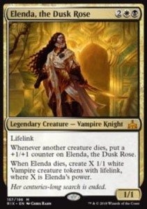 Elenda, the Dusk Rose (Rivals of Ixalan)