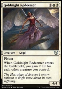 Goldnight Redeemer (DD: Blessed vs Cursed)