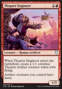 Thopter Engineer (Commander 2018)