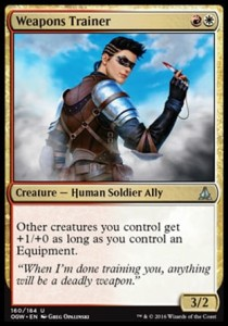 Weapons Trainer (Oath of the Gatewatch)