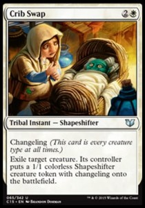 Crib Swap (Commander 2015)