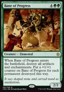 Bane of Progress (Commander Anthology 2017)