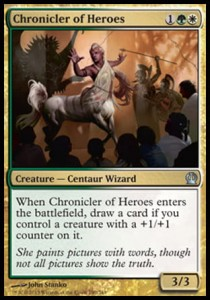 Chronicler of Heroes (Theros)