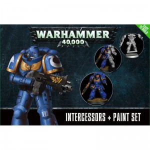 Intercessors + Paint Set - WH 40K