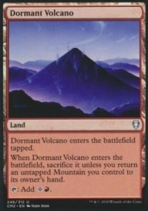 Dormant Volcano (Commander Anthology II)
