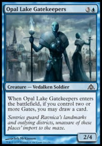 Opal Lake Gatekeepers (Dragon's Maze)