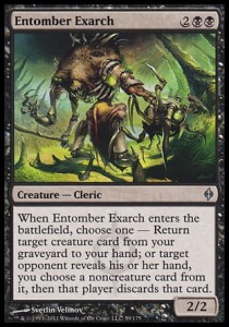 Entomber Exarch (New Phyrexia)