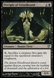 Disciple of Griselbrand (Innistrad)