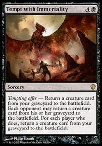Tempt with Immortality (Commander 2013)