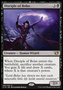 Disciple of Bolas (Commander 2014)