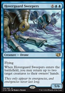 Hoverguard Sweepers (Commander 2014)