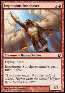 Impetuous Sunchaser (Born of the Gods)