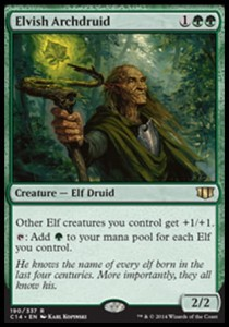 Elvish Archdruid (Commander 2014)