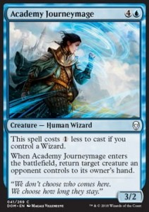 Academy Journeymage (Dominaria)