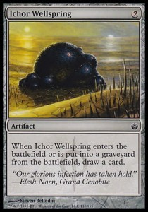 Ichor Wellspring (Mirrodin Besieged)