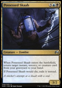 Possessed Skaab (Magic Origins)