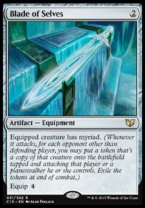 Blade of Selves (Commander 2015)