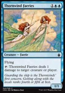 Thornwind Faeries (Commander Anthology 2017)