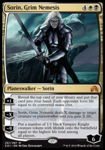 Sorin, Grim Nemesis (Shadows over Innistrad)