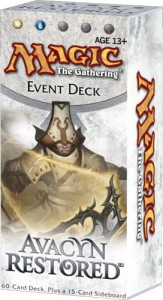 Event Deck - Avacyn Restored - Humanity's Vengeance
