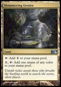 Shimmering Grotto (M14)