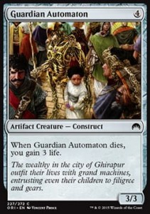 Guardian Automaton (Magic Origins)