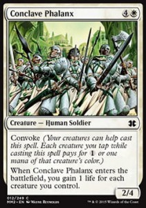 Conclave Phalanx (Modern Masters 2015)