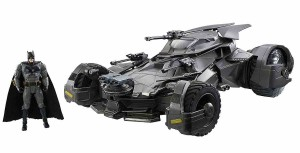 Justice League Ultimate Batmobile RC 1/10 Vehicle & Figure 64 cm