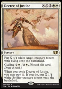 Decree of Justice (Commander 2014)