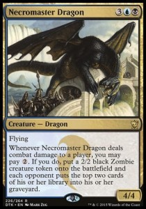 Necromaster Dragon (Dragons of Tarkir)