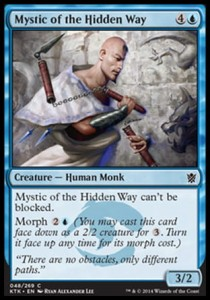 Mystic of the Hidden Way (Khans of Tarkir)
