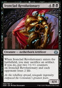 Ironclad Revolutionary (Aether Revolt)