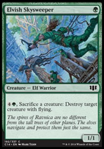 Elvish Skysweeper (Commander 2014)