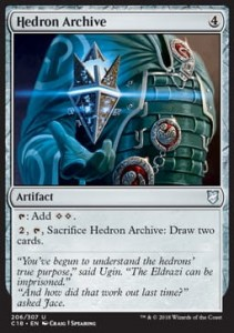 Hedron Archive (Commander 2018)