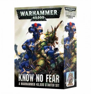 Know No Fear - WH 40k Starter