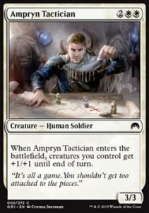 Ampryn Tactician (Magic Origins)