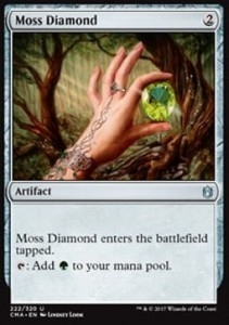 Moss Diamond (Commander Anthology 2017)