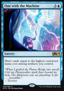 One with the Machine (M19 Core Set)